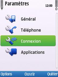 Nokia C5-00 - Internet - Configuration manuelle - Étape 5