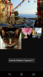 Sony Xpéria T3 - Photos, vidéos, musique - Envoyer une photo via Bluetooth - Étape 12