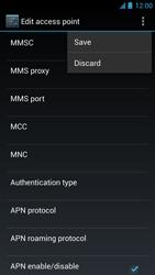 Acer Liquid S1 - Internet - Manual configuration - Step 17