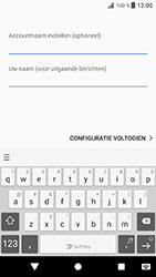 Sony Xperia XZ - Android Oreo - E-mail - e-mail instellen (yahoo) - Stap 12