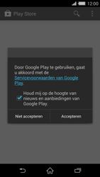Sony Xperia Z2 4G (D6503) - Applicaties - Account aanmaken - Stap 21