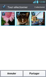 LG Optimus L5 II - Photos, vidéos, musique - Envoyer une photo via Bluetooth - Étape 7