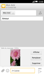 Alcatel Pop S3 (OT-5050X) - MMS - envoi d'images - Étape 16