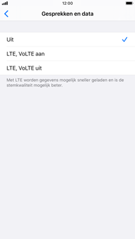 Apple iphone-8-plus-met-ios-13-model-a1897 - Bellen - 4G Bellen activeren - Stap 6