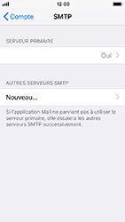 Apple iPhone 5s - iOS 12 - E-mail - Configuration manuelle - Étape 23