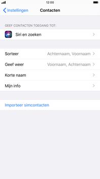 Apple iphone-8-plus-met-ios-13-model-a1897 - Contacten en data - Contacten kopiëren van SIM naar toestel - Stap 4