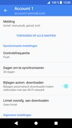 Sony Xperia XZ1 (G8341) - E-mail - Instellingen KPNMail controleren - Stap 8