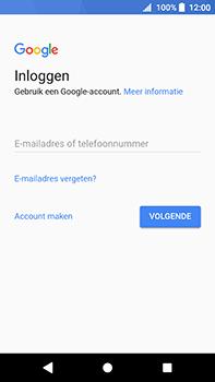 Sony Xperia XA2 Ultra - E-mail - e-mail instellen (gmail) - Stap 9