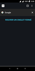 Alcatel 1 - Internet et connexion - Naviguer sur internet - Étape 20
