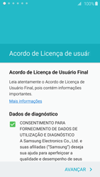 Samsung Galaxy S6 - Primeiros passos - Como ativar seu aparelho - Etapa 5