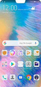 Huawei p20-dual-sim-model-eml-l29-android-pie - Applicaties - Account aanmaken - Stap 2