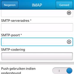 BlackBerry Q5 - E-mail - e-mail instellen: IMAP (aanbevolen) - Stap 14