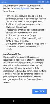 Huawei P20 - Applications - Créer un compte - Étape 14