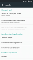HTC HTC 10 - Messagerie vocale - Configuration manuelle - Étape 5