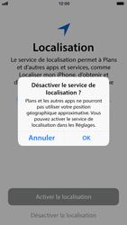 Apple iPhone 8 - Premiers pas - Créer un compte - Étape 35