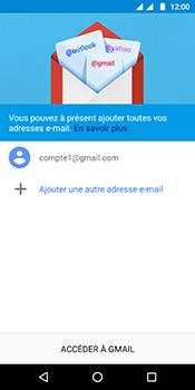 Motorola Moto G6 - E-mails - Ajouter ou modifier votre compte Gmail - Étape 12