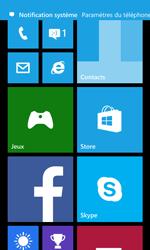 Microsoft Lumia 532 - Paramètres - Reçus par SMS - Étape 3
