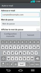 LG G2 - E-mails - Ajouter ou modifier un compte e-mail - Étape 6