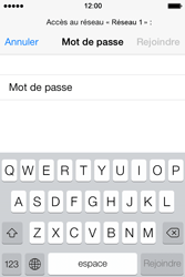 Apple iPhone 4S - Premiers pas - Créer un compte - Étape 6