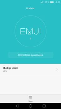 Huawei P9 Plus - Software update - update installeren zonder PC - Stap 7