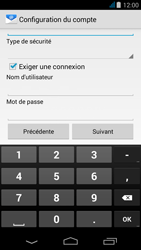 Acer Liquid Z500 - E-mail - Configurer l
