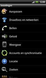 HTC S510e Desire S - Internet - Handmatig instellen - Stap 3