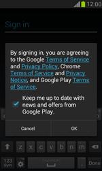 Samsung I8190 Galaxy S III Mini - E-mail - Manual configuration (gmail) - Step 12