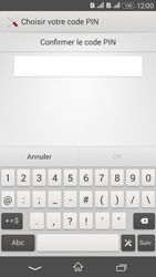 Sony Xperia E4g - Sécuriser votre mobile - Activer le code de verrouillage - Étape 9