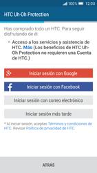 HTC One M9 - Primeros pasos - Activar el equipo - Paso 12