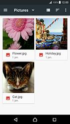 Sony Xperia XZ Premium (G8141) - E-mail - Hoe te versturen - Stap 15