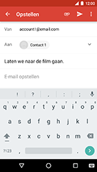Motorola Moto G 4G (3rd gen.) (XT1541) - E-mail - Bericht met attachment versturen - Stap 8