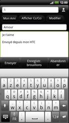 HTC Z710e Sensation - E-mail - envoyer un e-mail - Étape 7