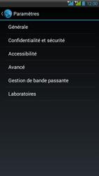 HTC Desire 516 - Internet - Configuration manuelle - Étape 21