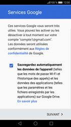 Huawei P9 Lite - E-mails - Ajouter ou modifier votre compte Gmail - Étape 14