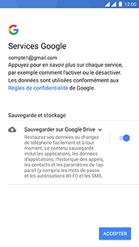 OnePlus 3 - Android Oreo - E-mail - Configuration manuelle (gmail) - Étape 11