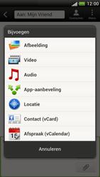 HTC Z520e One S - MMS - Afbeeldingen verzenden - Stap 8