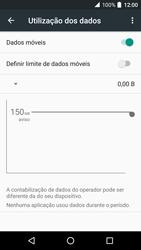 Alcatel Idol 4 VR - Internet no telemóvel - Como ativar os dados móveis -  7