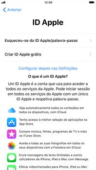 Apple iPhone 6s Plus - iOS 11 - Primeiros passos - Como ligar o telemóvel pela primeira vez -  17
