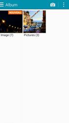 Samsung Galaxy A3 (A300FU) - Photos, vidéos, musique - Envoyer une photo via Bluetooth - Étape 7