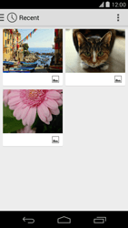 LG D821 Google Nexus 5 - Email - Sending an email message - Step 11