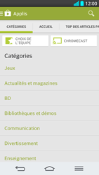 LG G2 - Applications - Télécharger une application - Étape 6