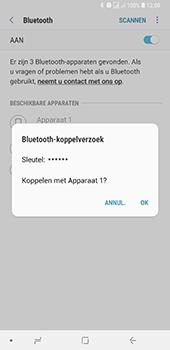 Samsung Galaxy A9 - Bluetooth - headset, carkit verbinding - Stap 8