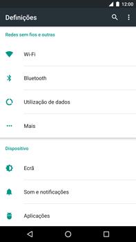 Huawei Google Nexus 6P - Wi-Fi - Como ligar a uma rede Wi-Fi -  4