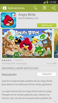 Samsung Galaxy Note 3 - Aplicaciones - Descargar aplicaciones - Paso 18