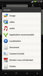 HTC One S - E-mails - Envoyer un e-mail - Étape 11