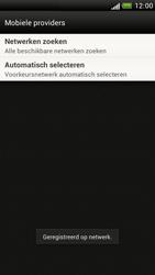 HTC Z520e One S - Bellen - in het buitenland - Stap 10