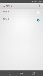 Sony E2003 Xperia E4G - Internet - handmatig instellen - Stap 18