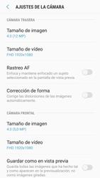 Samsung Galaxy S7 - Android Nougat - Funciones básicas - Uso de la camára - Paso 11
