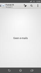 Sony E2003 Xperia E4G - E-mail - e-mail instellen: IMAP (aanbevolen) - Stap 4