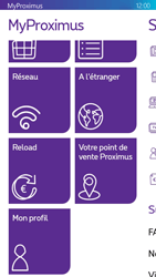 Acer Liquid M330 - Applications - MyProximus - Étape 17